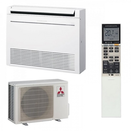 Напольная сплит система Mitsubishi Electric MFZ-KJ25VE MUFZ-KJ25VE