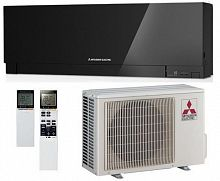 Сплит система Mitsubishi Electric MSZ-EF35VE3B (черный) / MUZ-EF35VE